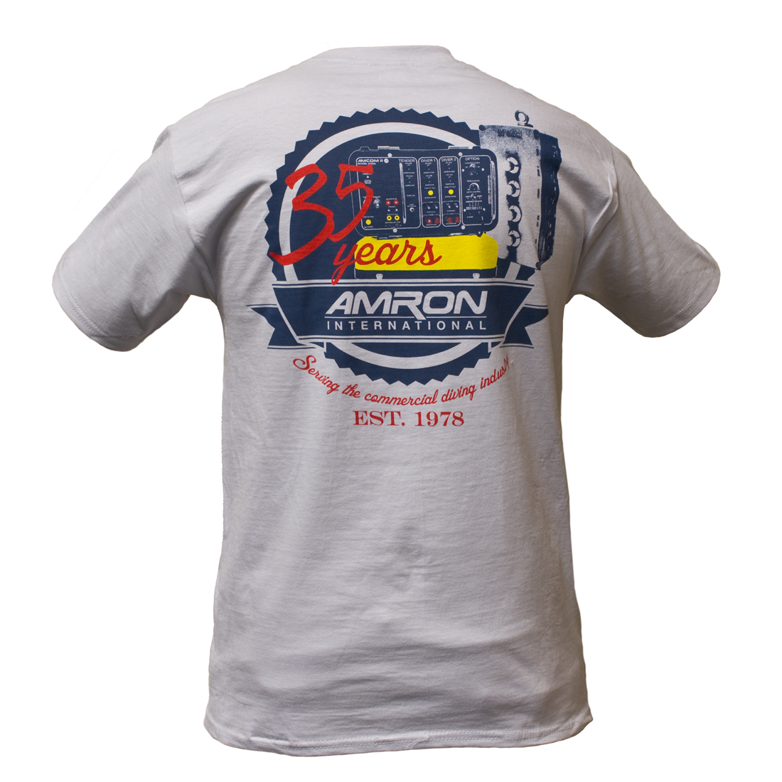 Amron International 35th Anniversary T-Shirt