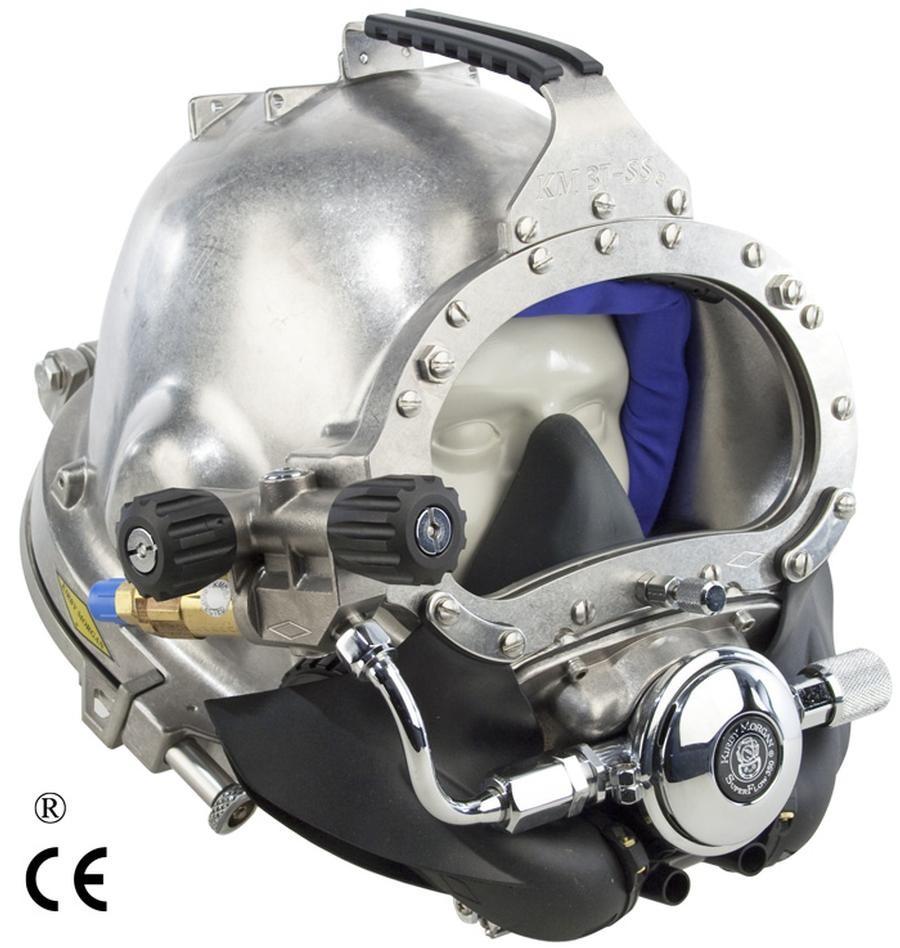 Kirby Morgan 37SS Helmet