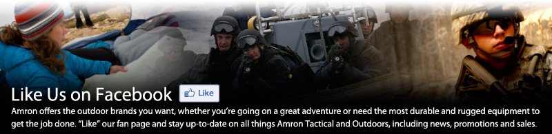 Like our Tactical Facebook Page