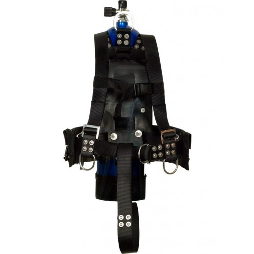 MK-21 Integrated Dive Vest - Small