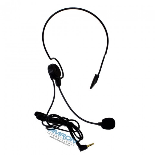 2829-14 Remote Wireless Ultra-Light Headset
