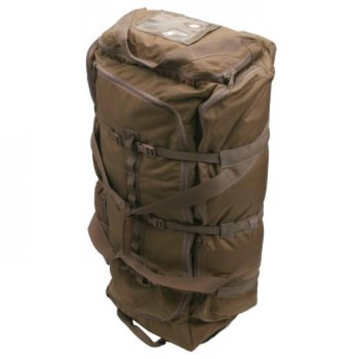 Rolling Duffle Bag - Coyote Brown