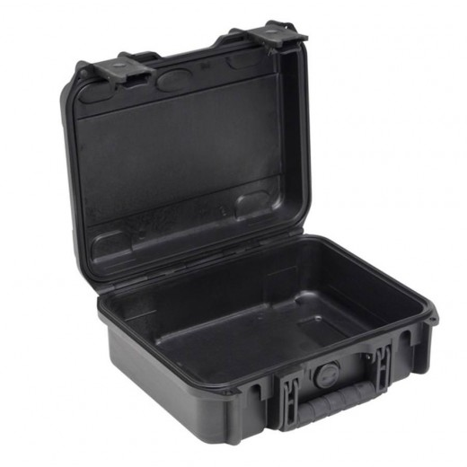 3I-1209-4B-E MIL-STD Waterproof Case - 4 in. Deep - No Foam - Black