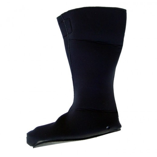 Hard Sole Hot Water Boots