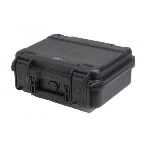 3I-1610-5 MIL-STD Waterproof Case - 5 in. Deep - Black
