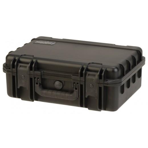 3I-1711-6 MIL-STD Waterproof Case - 6 in. Deep - Black