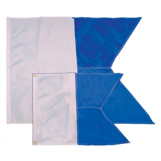 Alpha Dive Flag - 14 in. x 16 in.
