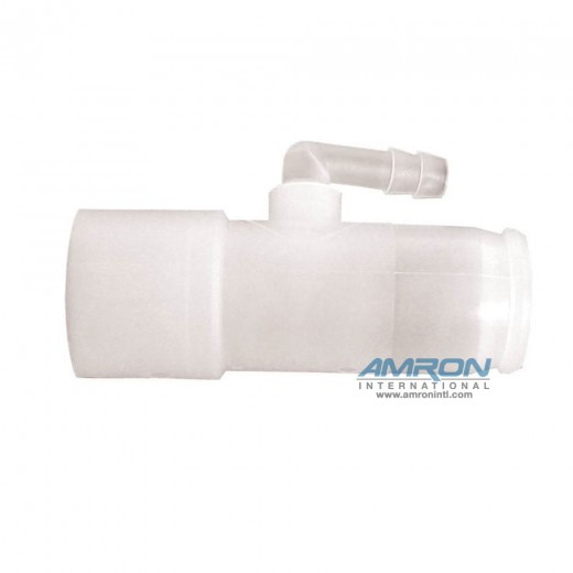 Line Adapter Tee - 22mm