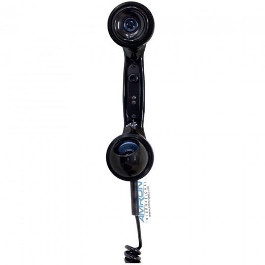 Model H203-01 Sound Powered Phone with Male Audio Plug