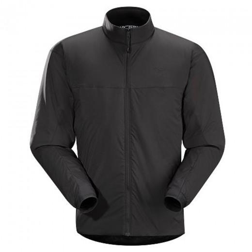 LEAF Atom LT Jacket GEN 2 Black