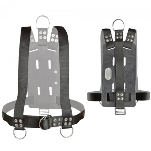BHBP-700 Bell Harness Backpack - Large