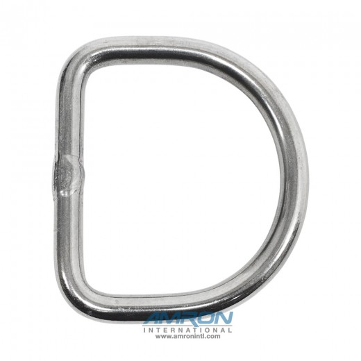 HB-174 D-Ring Stainless Steel