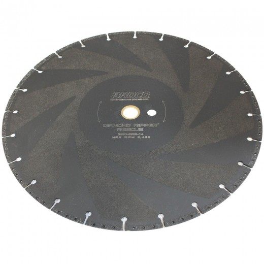 DRS-14 Diamond Ripper Quickie 14 Inch Rescue Saw Blade