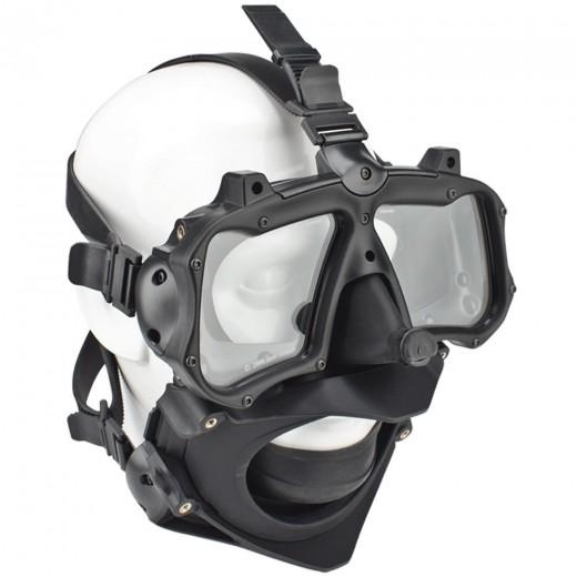 M-48 Mod 1 Full Face Mask - No Pod