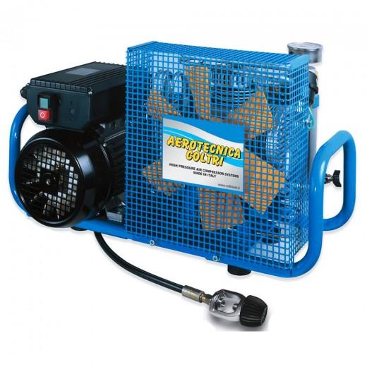 MCH-6 Portable High Pressure Air Compressor - Electric 3 HP 230V 60HZ Single Phase - 4500 PSI Maximum Pressure