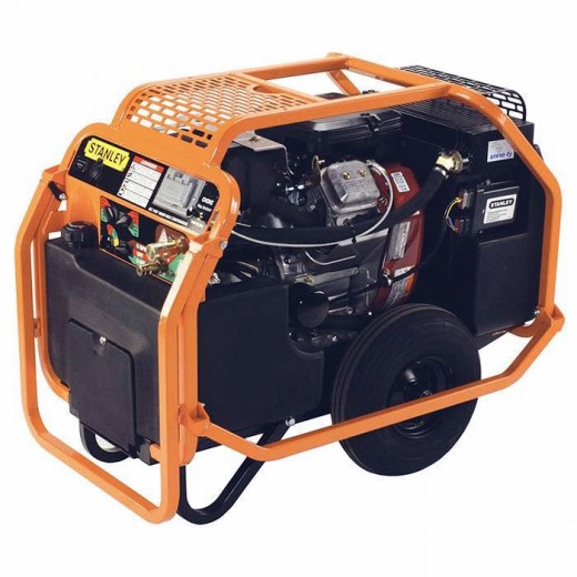 GT18B02 GT Hydraulic Power Unit - 5 or 8 gpm Output Capacity