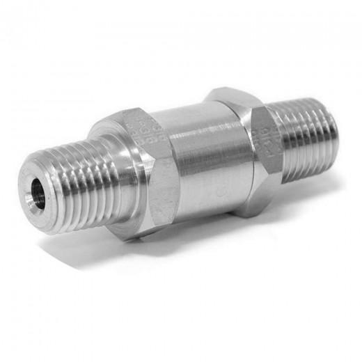 C-Series Check Valve 1/4 inch MNPT 1 Crack Pressure - Stainless Steel