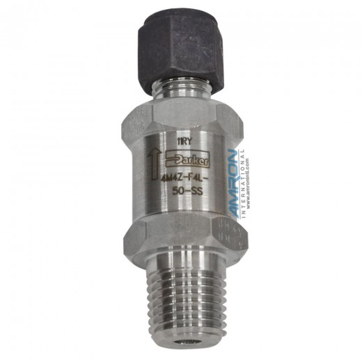 F Series Inline Filter Stainless Steel