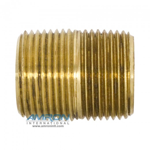 Nipple LP BRS 3/4 inch MNPT Male – Brass