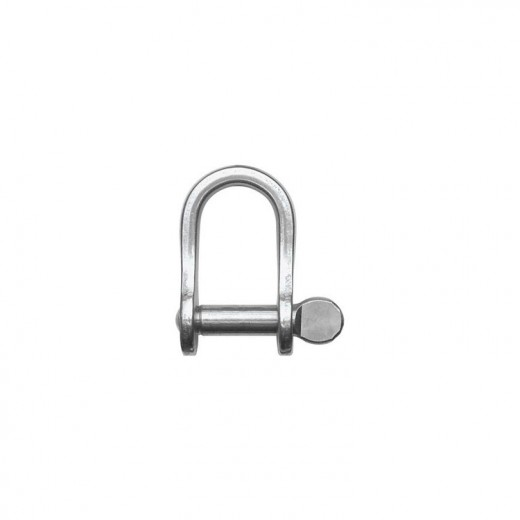 RF616 Screw Pin D Shackle 3/16 in.