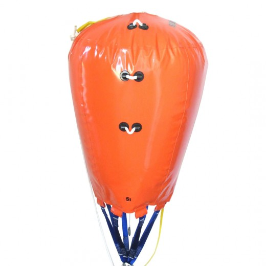 Air Lift Bag - 2,200 lbs (1,000 kg) Lift Capacity
