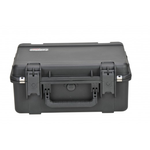 3I-1914N-8B-C MIL-STD Waterproof Case - 8 in. Deep - Cubed Foam - Black