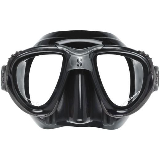 Scout Mask - Black/Black