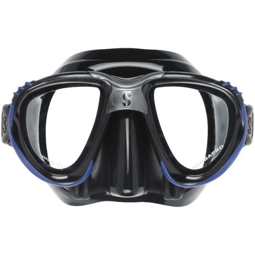 Scout Mask - Black/Blue