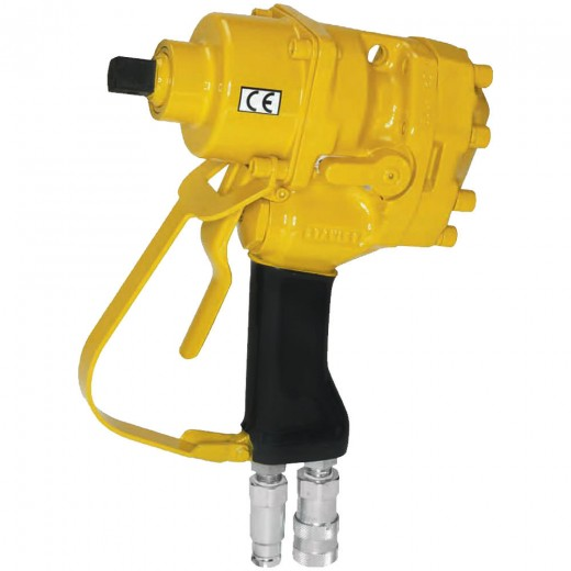 Hydraulic Underwater Impact Wrench IW12 (Includes Couplers; Excludes Hose Whips)