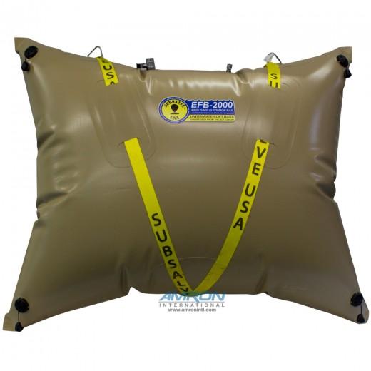 Enclosed Flotation Commercial Lift Bag - 2,200 lbs (1,000 kg) Lift Capacity