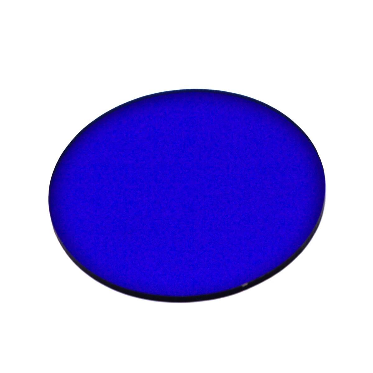 Amron International 7100 Series Chamber Light Blue Lens Filter
