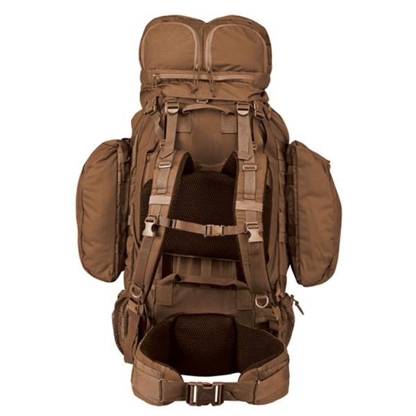 Kelty Eagle 128 Backpack - Coyote Brown - Suspension