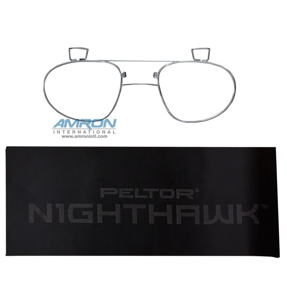 3M NightHawk Tactical Protective Eyewear Prescription Lens Insert AEA-40590-00000-EA