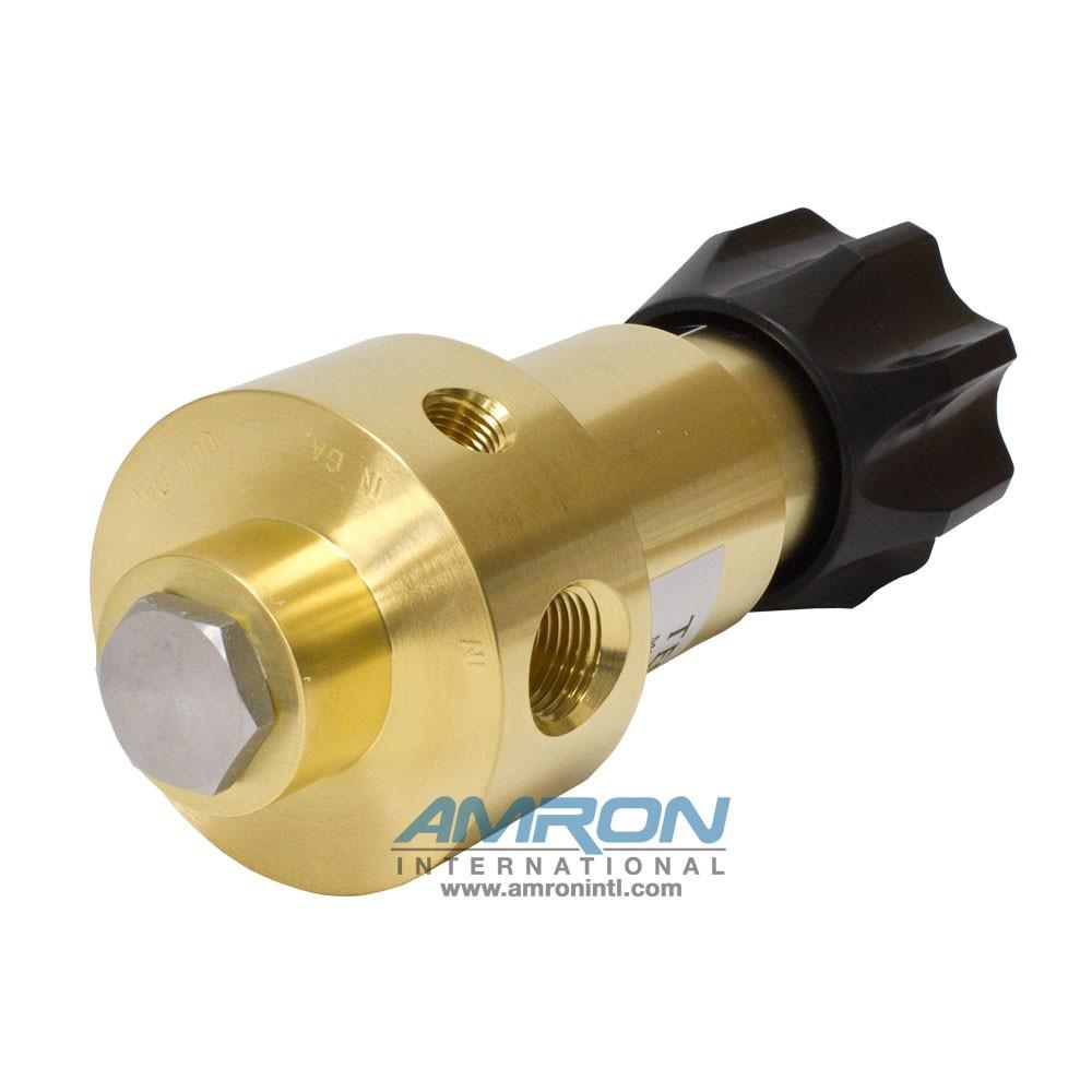TESCOM Pressure Reducing Regulator Brass 0-300 PSIG 44-1312-2081-056