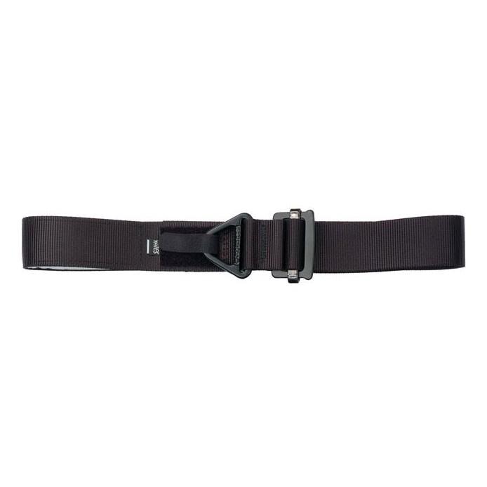 Yates 1.5 Inch Uniform Rappel Belt - Black YTE-461-BLK