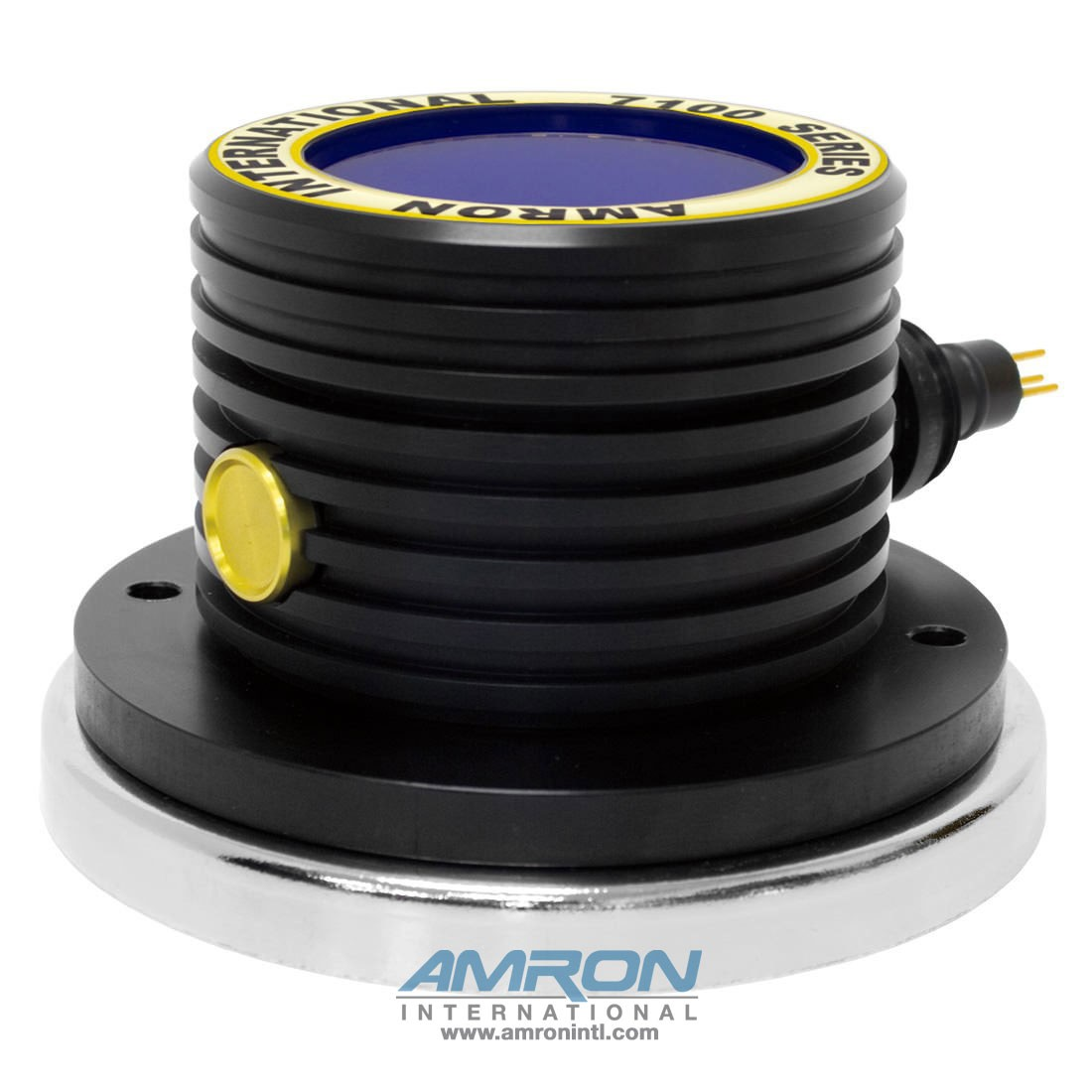 Amron International 7100 LED Chamber Light with Blue Filter and Optional Magnet Base