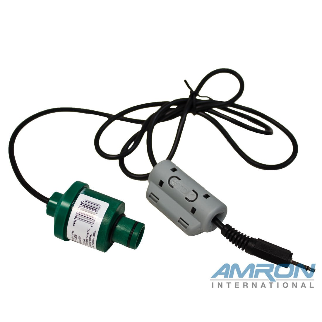 Analox 9100-9212-4 Oxygen Sensor Including Hard Wired Lead with Jack Plug