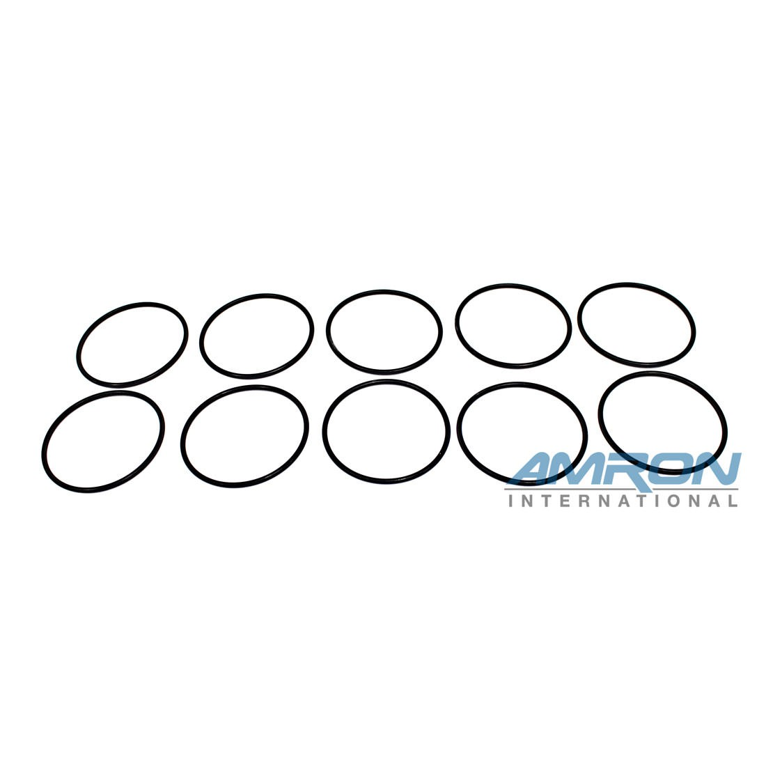 Interspiro AGA 336-190-226 O-Ring (10-pack) for AGA Full Face Mask
