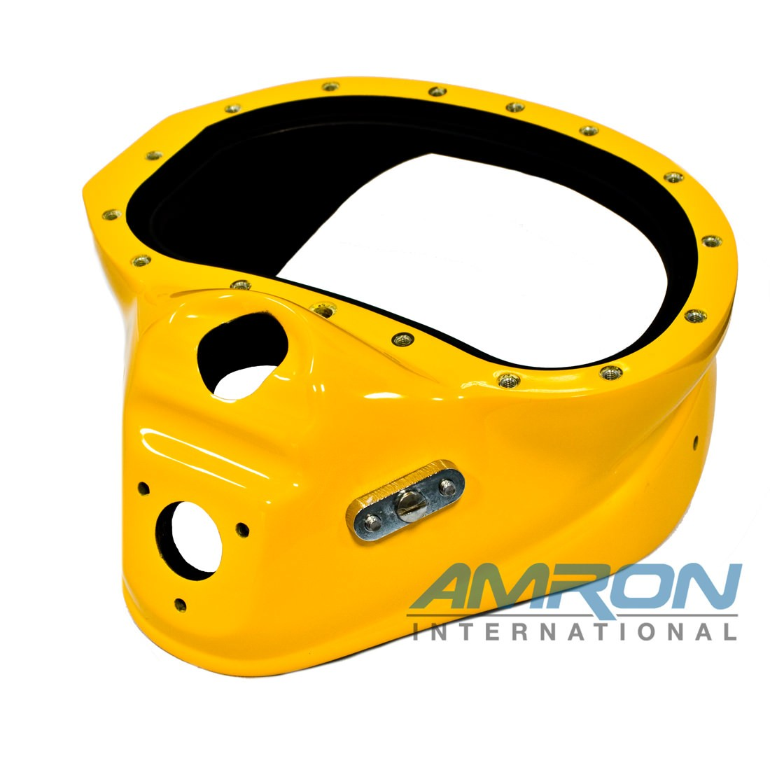 Kirby Morgan 520-056 Fiberglass Mask with 1 Inch Hole (18 Only)