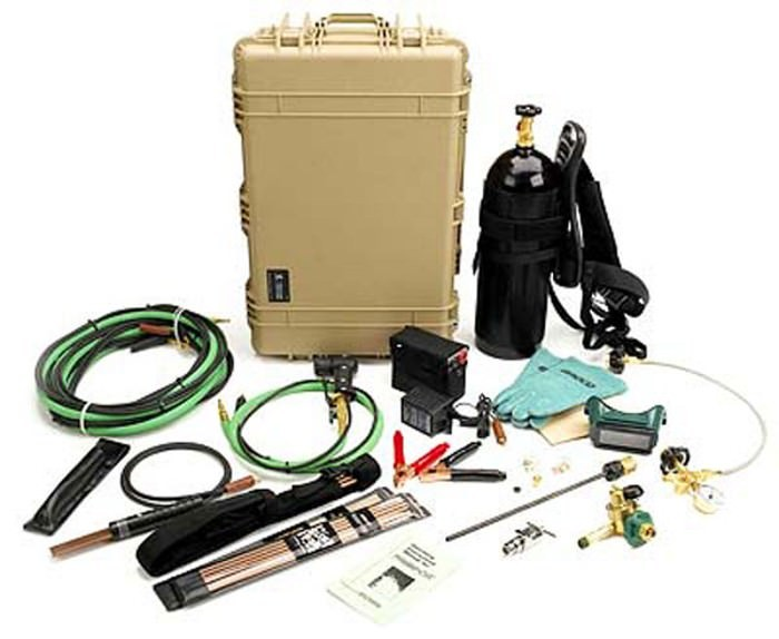 Broco Rescue and Recovery Torch Kit PC/A-5V2HR