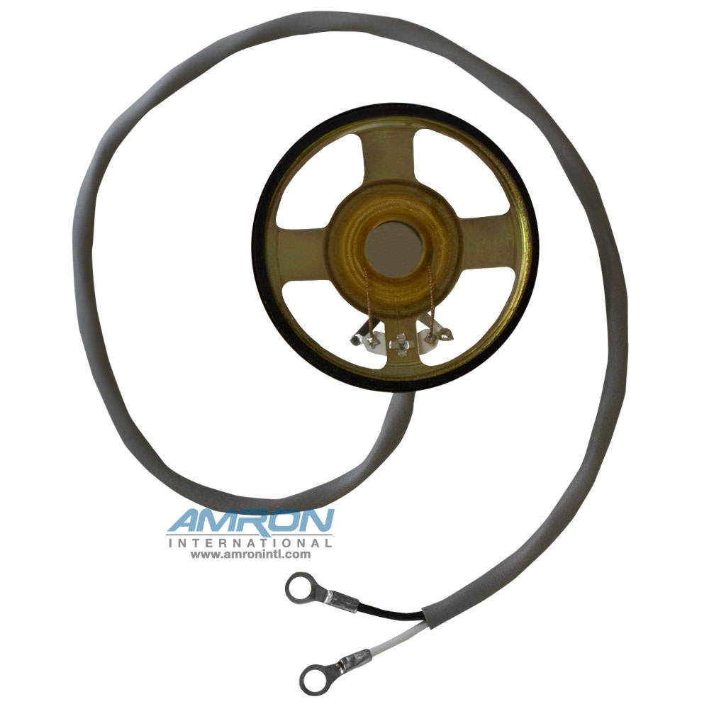 mron International Replacement Speakers - Left with Lead and Terminals (no cover) 1501-013