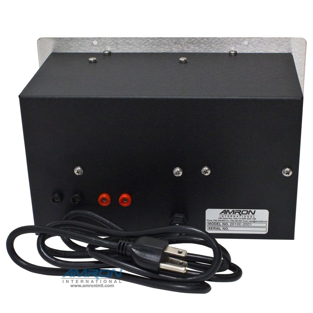 Single Lock Chamber Communicator 2810E-2001 Back