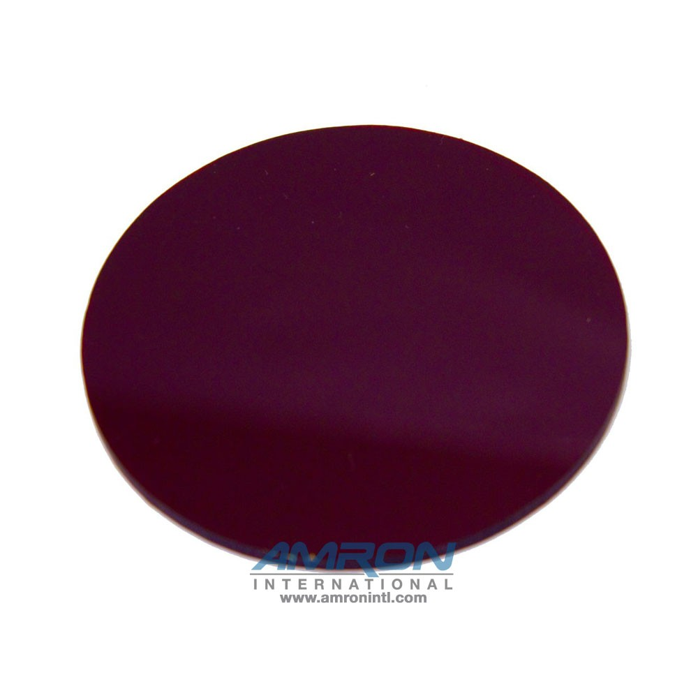 Amron International 245-0003-01 Red Lens Filter for 7100 Series Chamber Light