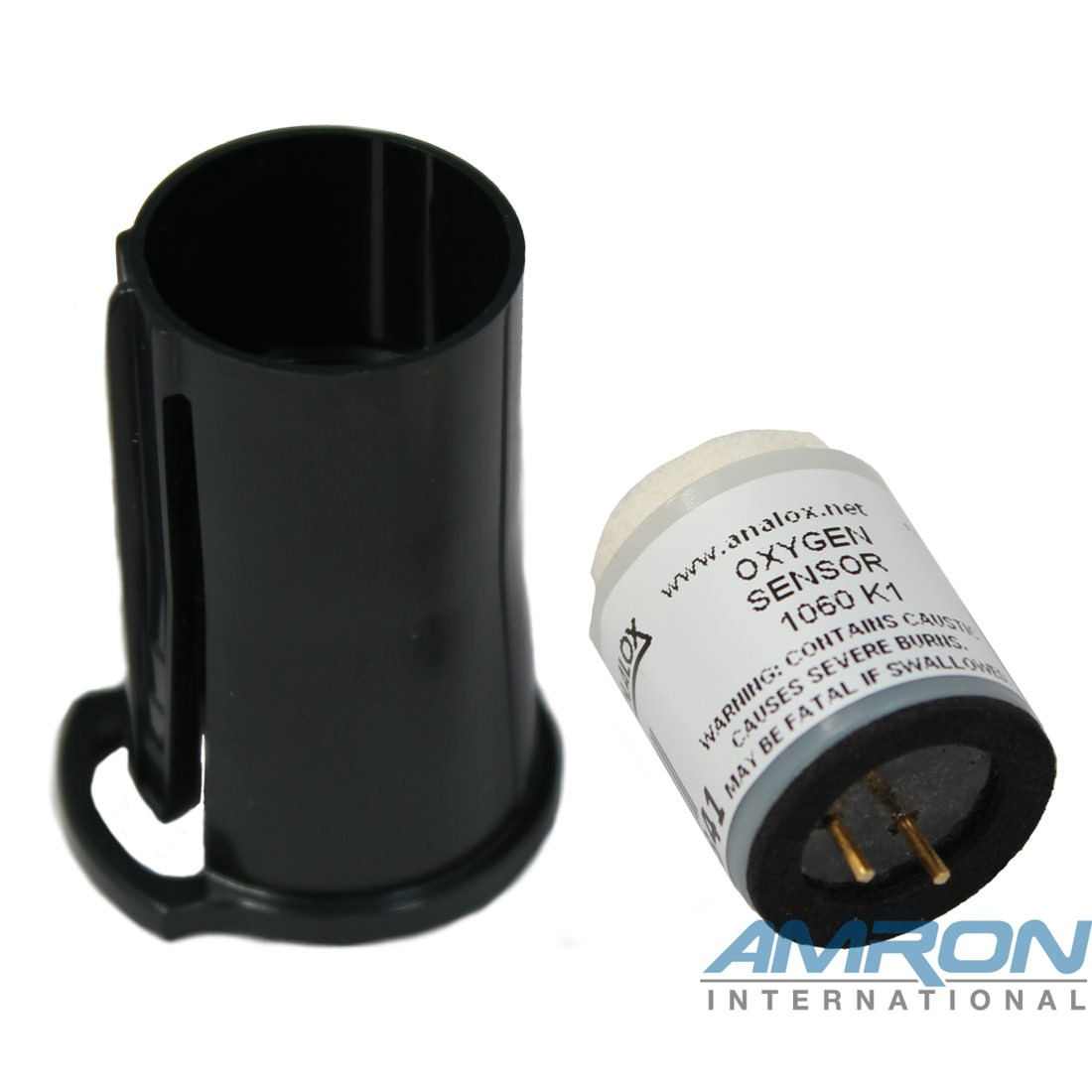 Analox 9100-1060RK Replacement O2 Sensor and Extraction Kit for the ADM Aspida