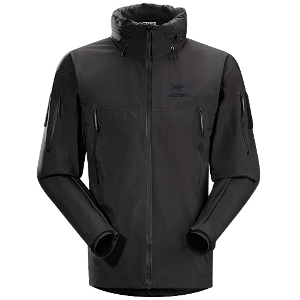 Arc'teryx Mens Alpha GEN 2 Jacket Black
