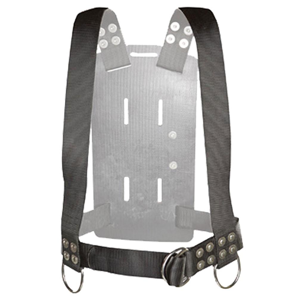 Atlantic Diving Equipment Backpack Standard X-Large BP-400-XL - Front