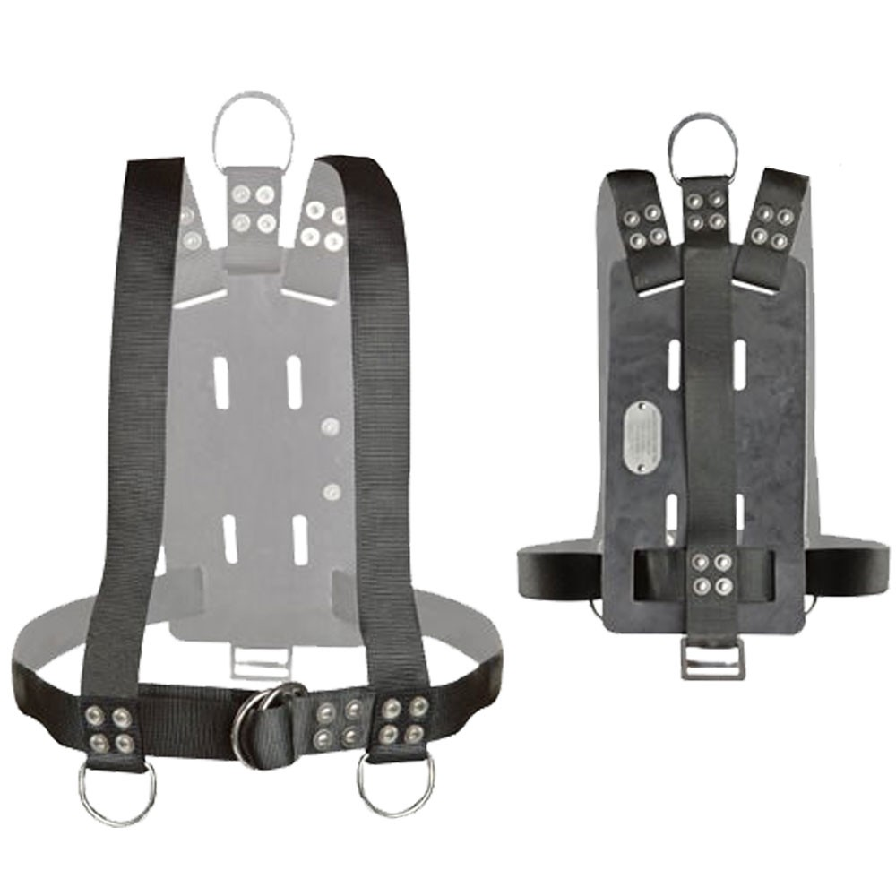Atlantic Diving Equipment BHBP-700 Bell Harness Backpack - Small