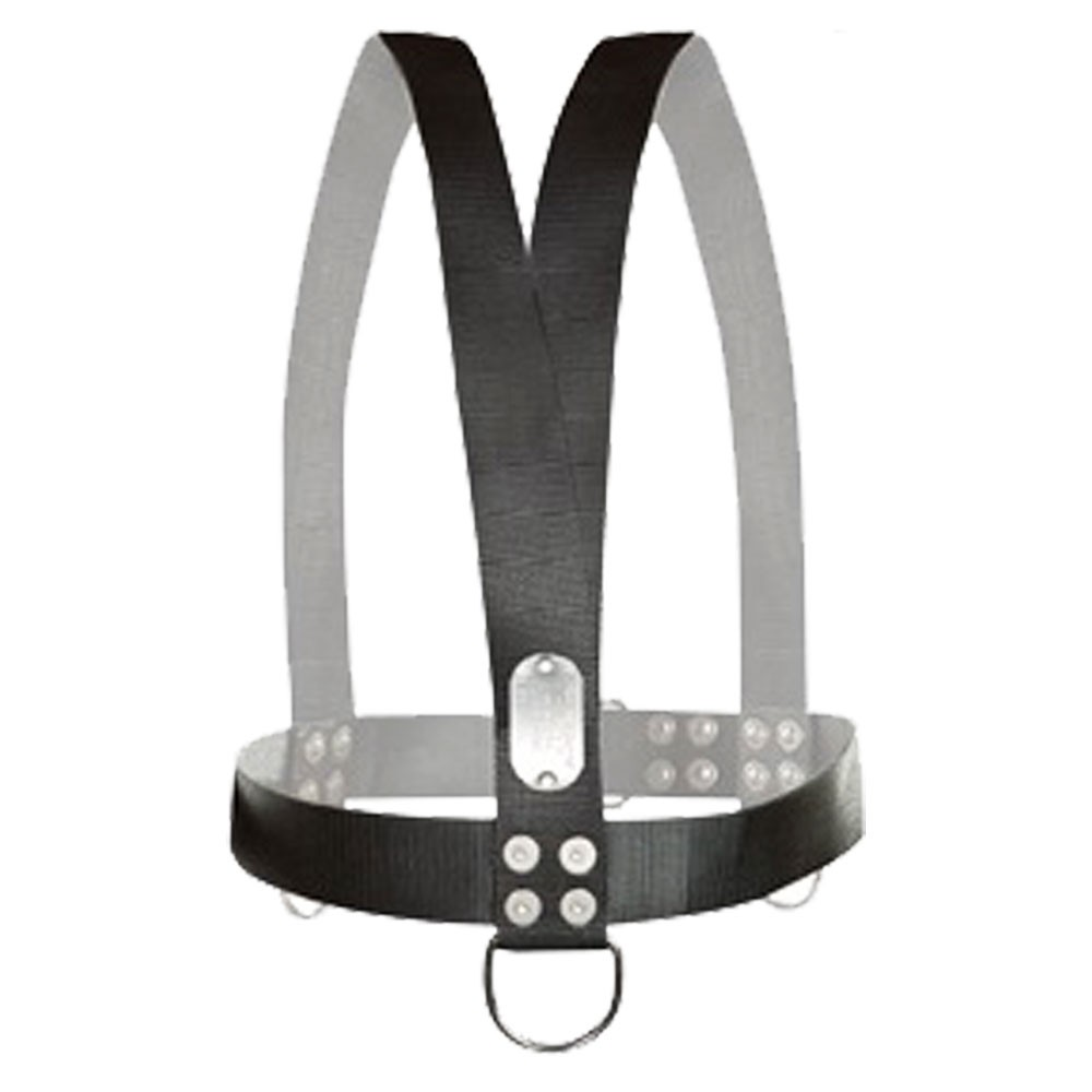 Atlantic Diving Equipment Safety Harness X-Large SH-100-XL Back