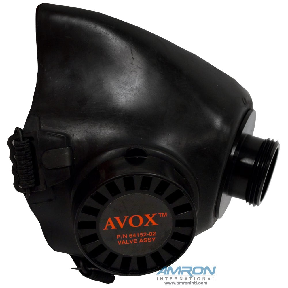 Avox Series 803600 Duo Seal Inhalator without 1st Stage Regulator Assembly without Microphone Assembly 803600-02