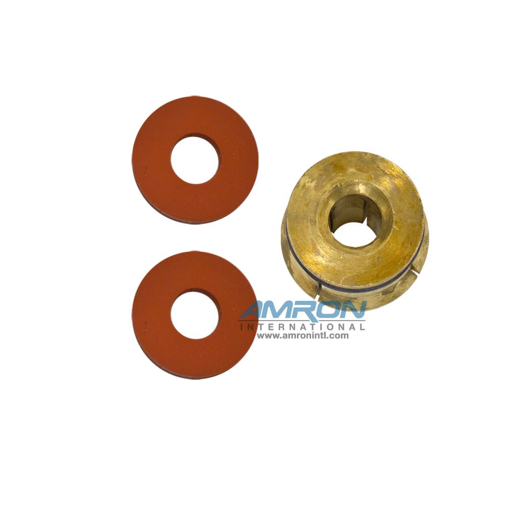 Broco UWBR22C14K 1/4 in. Collet with O-ring and Washer for BR-22 Plus